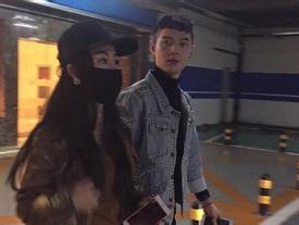 Trương Bá Chi cùng trai trẻ đi xem phim ủng hộ chồng cũ Tạ Đình Phong