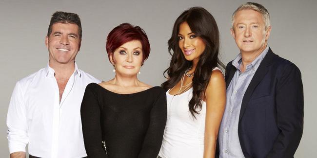 Giám khảo X-Factor Anh tức giận ném đồ vào đồng nghiệp vì bị lừa - Ảnh 1.