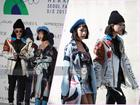 Hoàng Ku, Châu Bùi, Cao Minh Thắng nổi bật không kém fashionista Hàn tại Seoul Fashion Week