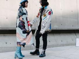 Hot girl Châu Bùi được Vogue ca tụng về street style khi