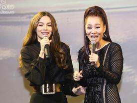 Khán giả chi 80 triệu để nghe Hồ Ngọc Hà song ca cùng Thu Minh ca khúc Nhớ Anh