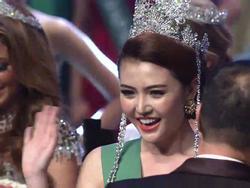 Hot: Ngọc Duyên đăng quang Nữ hoàng Sắc đẹp Toàn cầu 2016