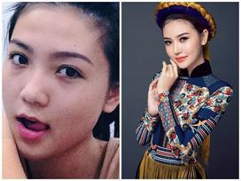 Hình ảnh 3 năm trước của Ngọc Duyên - Nữ hoàng sắc đẹp toàn cầu làm dấy lên nghi án PTTM