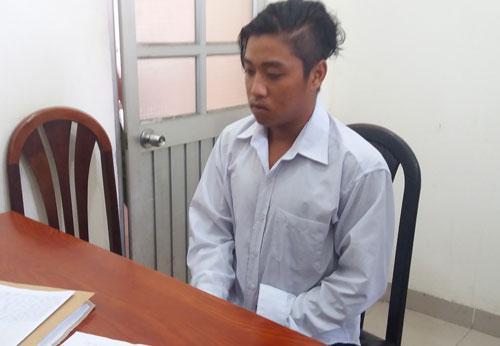 nghi can sát hại 2 vợ con, trưởng ban dân vận, Vũng Tàu
