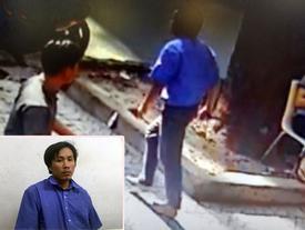Sa thải tài xế xe buýt cầm dao đâm người ở Sài Gòn