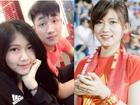 Lộ diện bạn gái xinh như hot girl của đội trưởng U19 Việt Nam