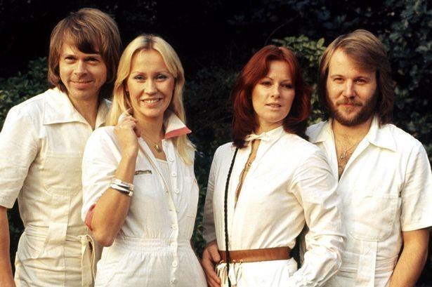 Nhom nhac huyen thoai ABBA du dinh tai hop vao nam 2018 hinh anh 1