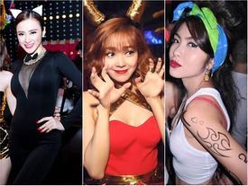 Sao Việt và những trang phục Halloween sexy nhất