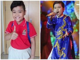 Bố quán quân Nhật Minh: 'Con tôi có tài năng trời phú'
