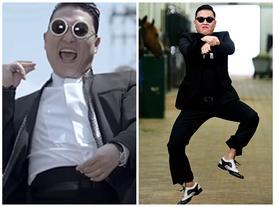 'Gentleman' của Psy vượt một tỷ lượt xem
