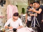 Công Trí tiết lộ BST hồng vàng tại Vietnam International Fashion Week