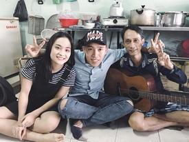 """Trịnh Đình Quang tới tận nhà song ca, sau khi nghe bản cover """" đỉnh"""""""