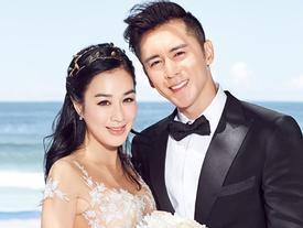 """""""Bom sex gốc Việt"""" Chung Lệ Đề kết hôn lần ba với bạn trai kém 12 tuổi"""