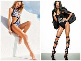 Những chân dài triệu đô đình đám của giới thời trang Mỹ