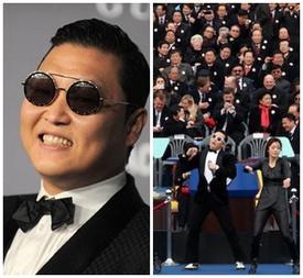 Psy lũng đoạn showbiz Hàn nhờ quan hệ bí mật với tổng thống
