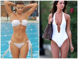 Thẫn thờ vì bikini gợi cảm của mỹ nữ sexy nhất Anh quốc