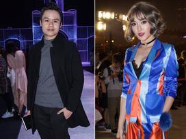Thiếu Midu, Phan Thành lẻ bóng đến tham dự Vietnam International Fashion Week