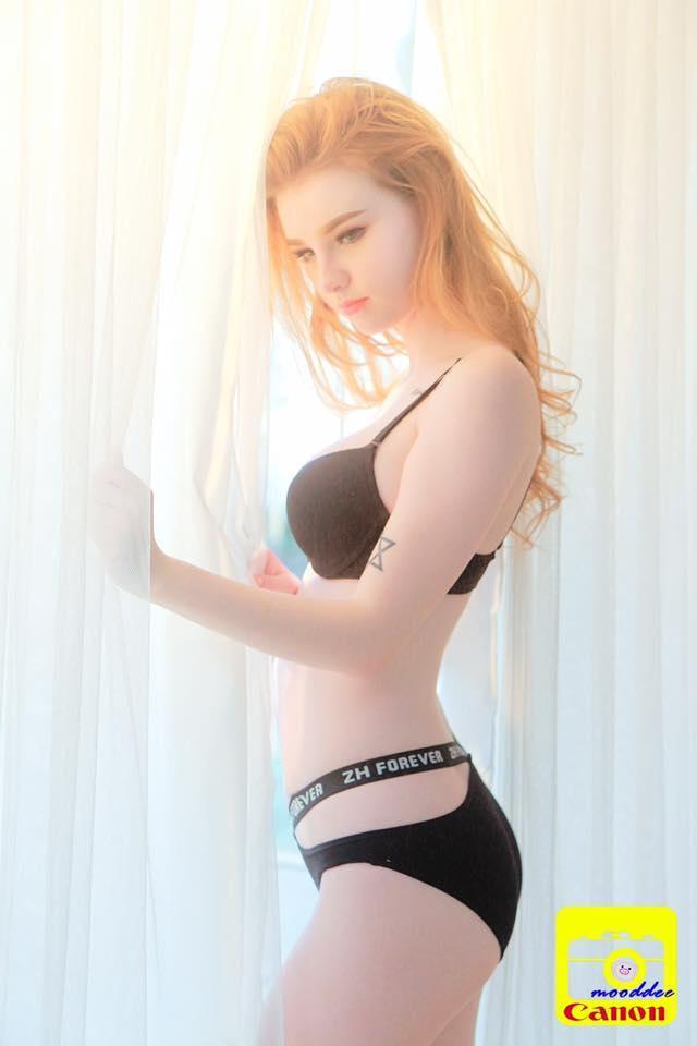 Cô nàng được mệnh danh là nữ thần Thái Lan với vẻ đẹp vừa thoát tục vừa nóng bỏng - Ảnh 14.