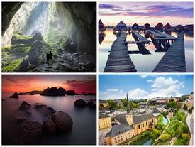 Phong Nha vào top thắng cảnh tuyệt đẹp còn giàu tiềm năng