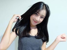 """Cô gái Thái Lan """"đốn tim"""" fans với clip nhảy cực hay"""