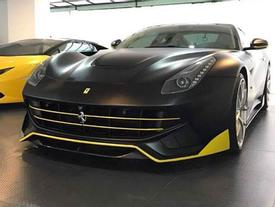 """Cặp đôi siêu xe Ferrari của Cường """"Đô-la"""" được """"làm đẹp"""""""