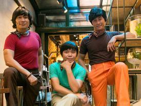 MTV Band gây sốc với quần ống loe, áo khăn loè loẹt hát... nhạc sến