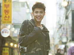 Noo Phước Thịnh quá đẹp trai không kém gì sao Hàn