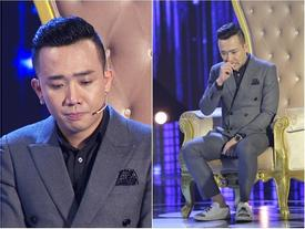 Trấn Thành khóc và nói đã lên kế hoạch tự tử vì áp lực khi yêu Hari Won