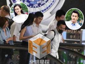 Cả showbiz Hoa Ngữ chấn động trước tin Lưu Khải Uy ngoại tình