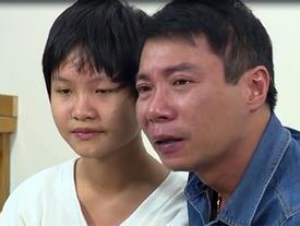 Người trào nước mắt, kẻ tức giận khi xem video Công Lý khóc vì chưa làm tròn bổn phận với con gái