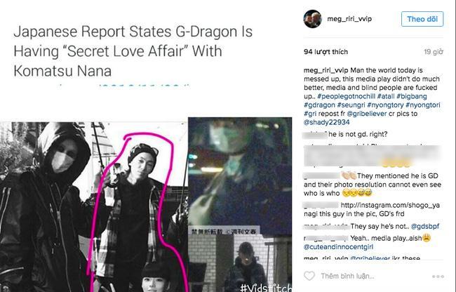 Sự thật phía sau bức ảnh hẹn hò bí mật của G-Dragon và mẫu Nhật - Ảnh 3.