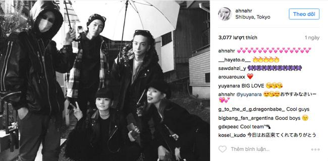Sự thật phía sau bức ảnh hẹn hò bí mật của G-Dragon và mẫu Nhật - Ảnh 4.