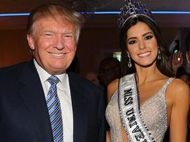 Đến chọn hoa hậu, Tổng thống Donald Trump cũng cực kỳ tinh tường