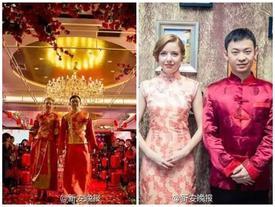 Cặp chồng xấu vợ xinh gây xôn xao mạng xã hội Trung Quốc
