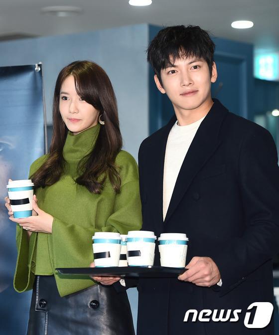 Yoona thùy mị, lộ chân cong bên tài tử điển trai Ji Chang Wook tại sự kiện - Ảnh 12.
