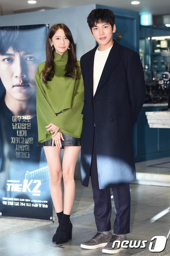 Yoona thùy mị, lộ chân cong bên tài tử điển trai Ji Chang Wook tại sự kiện - Ảnh 10.
