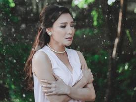 Hồ Quỳnh Hương hạn chế diễn cùng người khác giới vì sợ scandal tình ái