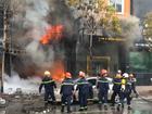 Bắt giam 2 người vụ cháy quán karaoke khiến 13 người chết ở Hà Nội