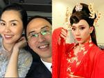 FB 24h: Vợ chồng Hà Tăng hào hứng selfie -  Trấn Thành tuyệt xinh khi