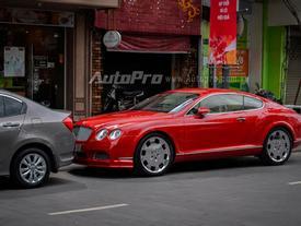 """Bentley Continental GT Speed biển """"khủng"""" thả dáng trên """"con phố Dubai"""" của Sài thành"""