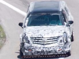 Lộ thêm ảnh thử nghiệm chiếc limousine của tân Tổng thống Mỹ