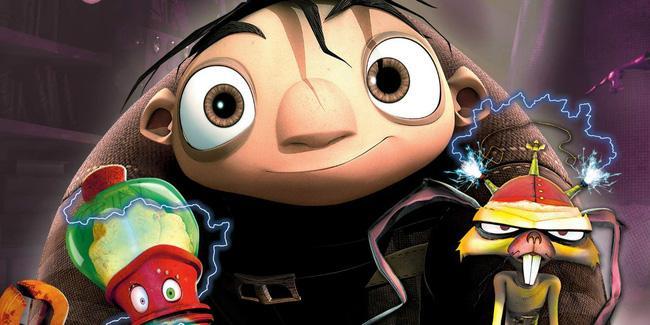 Những phản diện vốn xấu xa, nay bỗng cute hóa trong các phim hoạt hình - Ảnh 10.