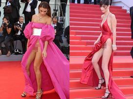 Khoảnh khắc chứng minh 'sự kinh hoàng' khi thời trang vượt quá tầm kiểm soát