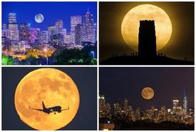 Úc: Quốc gia đầu tiên đón siêu trăng!