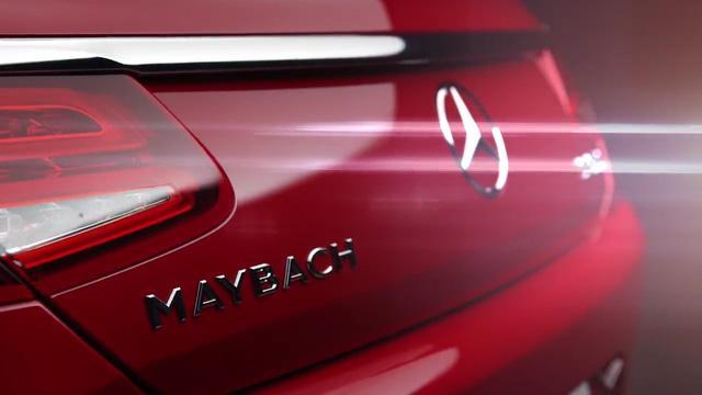 Đuôi xe của Mercedes-Maybach S650 Cabriolet