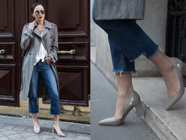 Đây là kiểu giày cao gót sành điệu được ưa chuộng nhất thu đông 2016