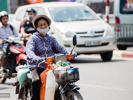 Đây chính là mùa đông 2016 ở Hà Nội: Trời nóng như đổ lửa, nhiệt độ lên tới 31 độ C