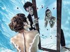 Bộ ảnh cưới chụp dưới nước