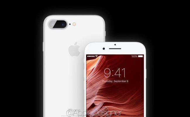 Nếu iPhone 8 đẹp ngất ngây thế này thì đố ai cưỡng lại được - Ảnh 3.