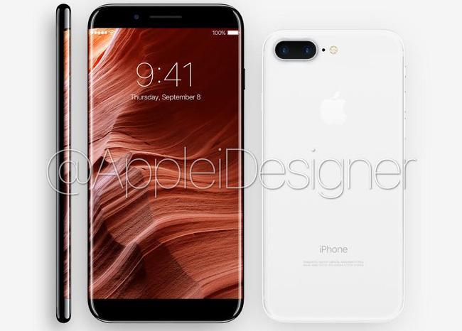 Nếu iPhone 8 đẹp ngất ngây thế này thì đố ai cưỡng lại được - Ảnh 2.